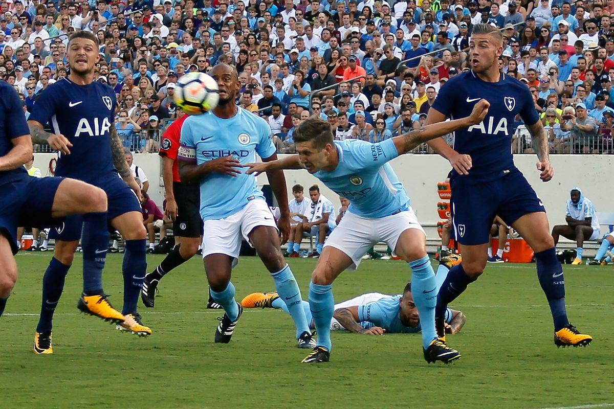 Tottenham vs Manchester City 14 April 2018