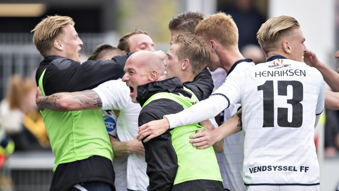 Vendsyssel FF - F. Amager Betting prediction