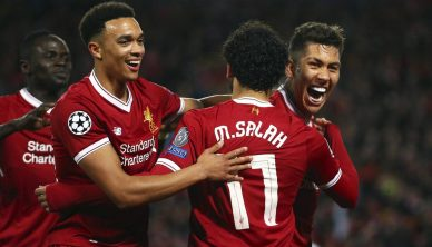 AS Roma - Liverpool Champions League