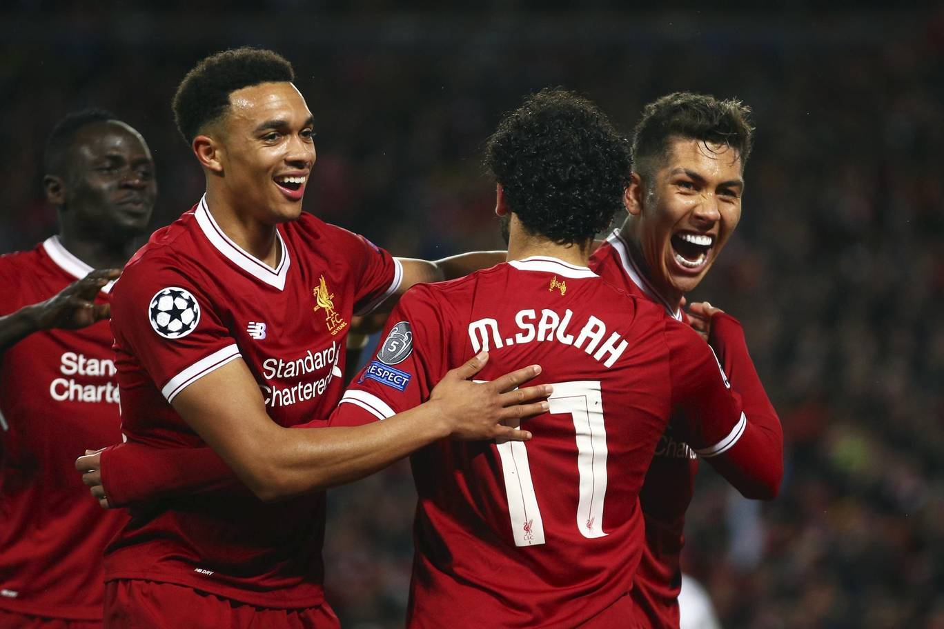 AS Roma – Liverpool Champions League 2/05/2018