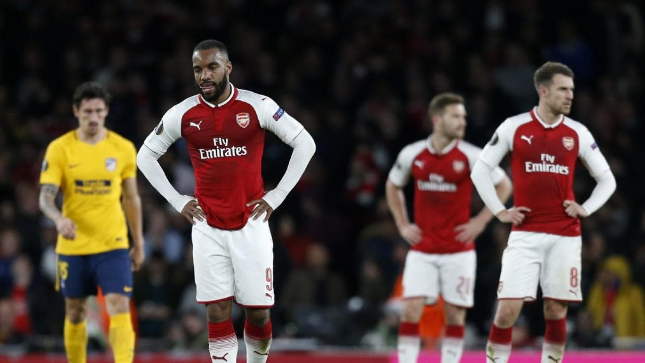 Atl.Madrid – Arsenal  Europa League 3 May 2018