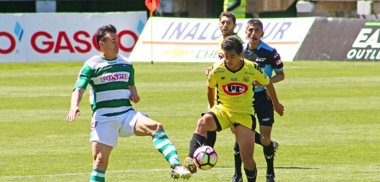 Club Deportes Temuco vs CD San Luis de Quillota 21/05/2018