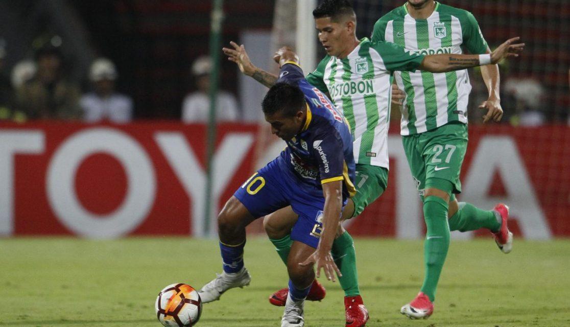 Delfin SC - Atlético Nacional Betting Prediction
