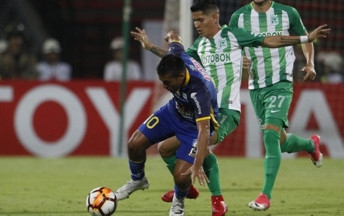 Delfin SC - Atlético Nacional Betting Prediction