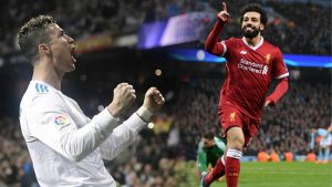 Real Madrid - Liverpool Champions League
