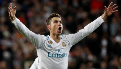 Real Madrid vs Liverpool Champions League