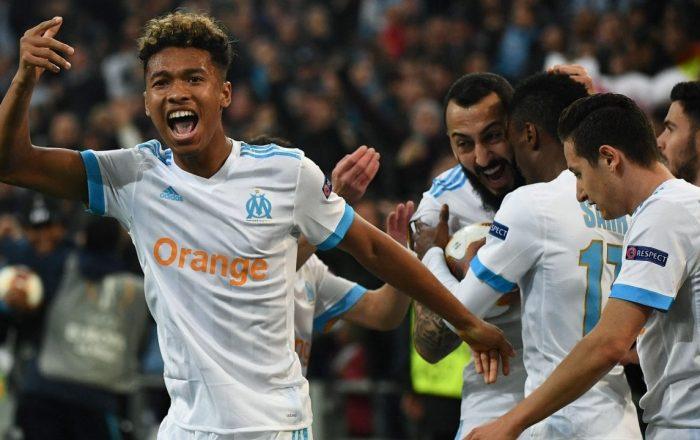 UEFA Europa League Salzburg - Marseille