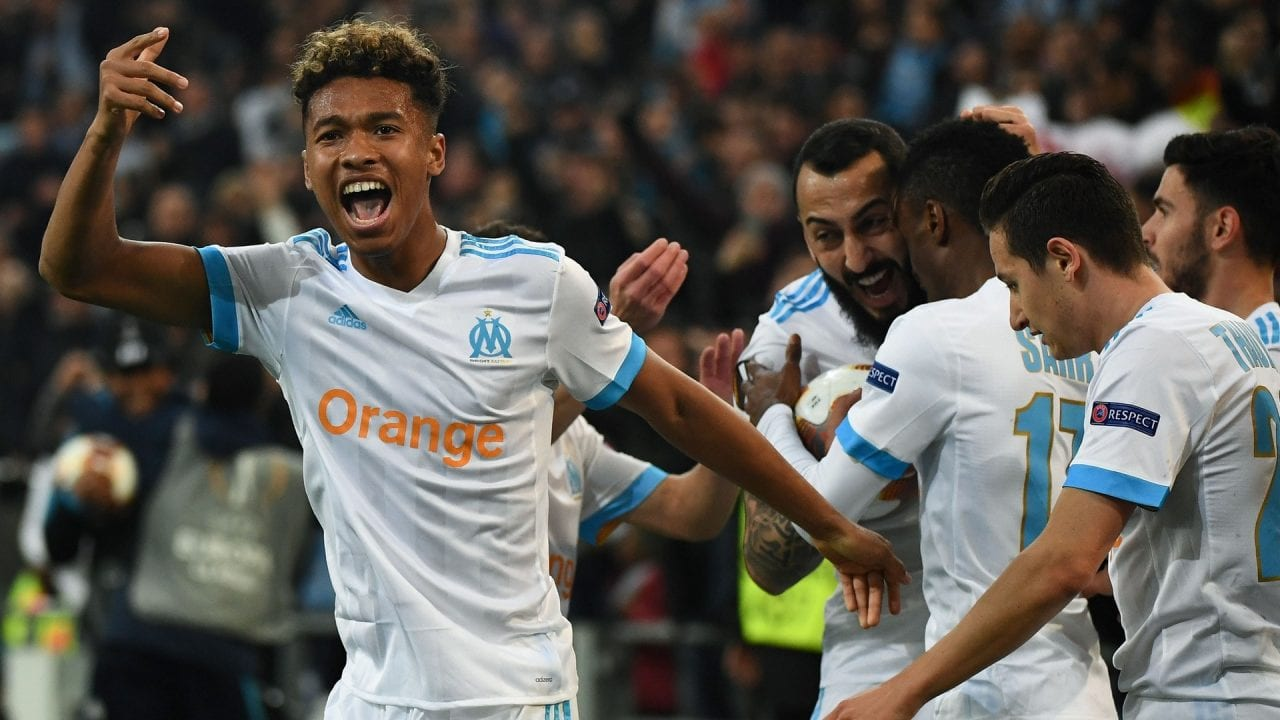 UEFA Europa League Salzburg – Marseille 3 May 2018