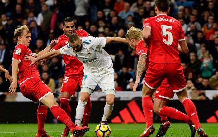 Sevilla - Real Madrid Betting Prediction
