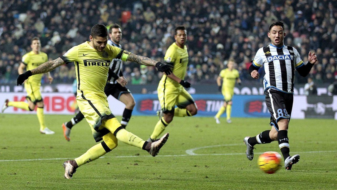 Udinese vs Inter 06/05/2018