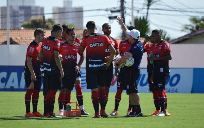 Atletico Goianiense vs Brasil de Pelotas RS
