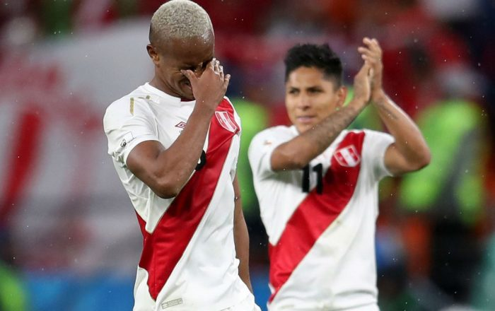 World Cup Prediction Australia - Peru