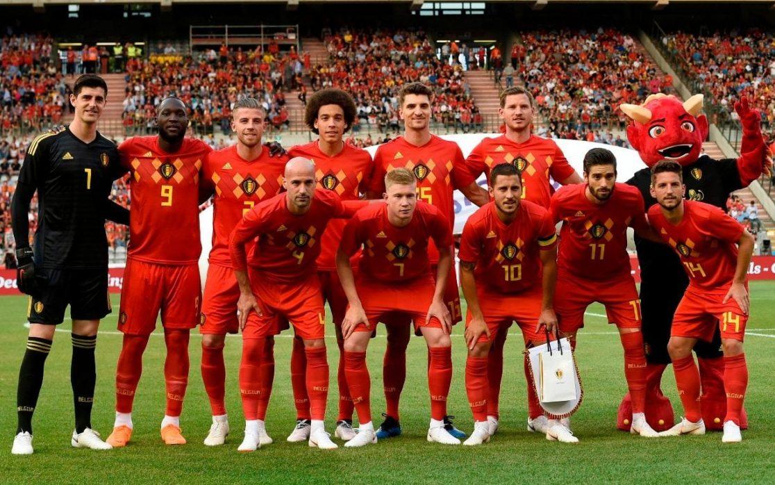 World Cup Belgium - Panama
