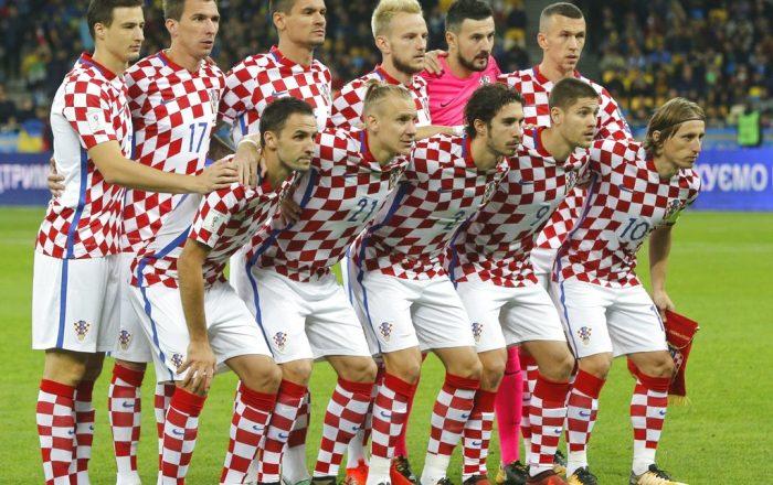 World Cup Croatia - Nigeria
