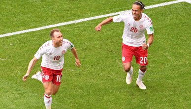 World Cup Prediction Denmark - France
