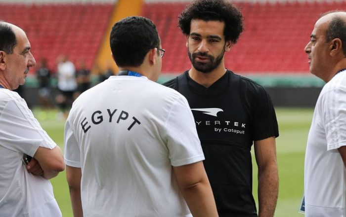 Egypt - Uruguay World Cup