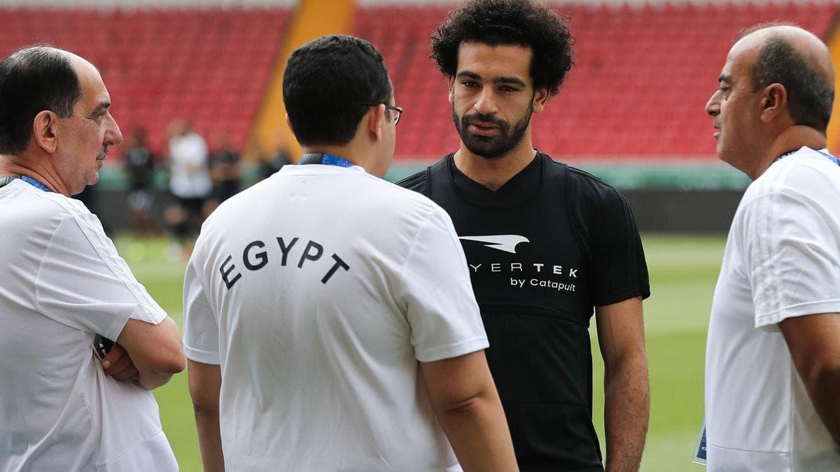 Egypt – Uruguay World Cup 15/06/2018