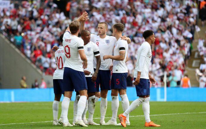 World Cup England - Tunisia
