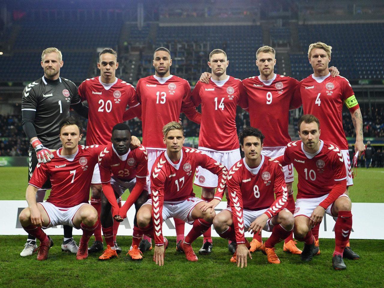 World Cup Peru vs Denmark 16/06/2018