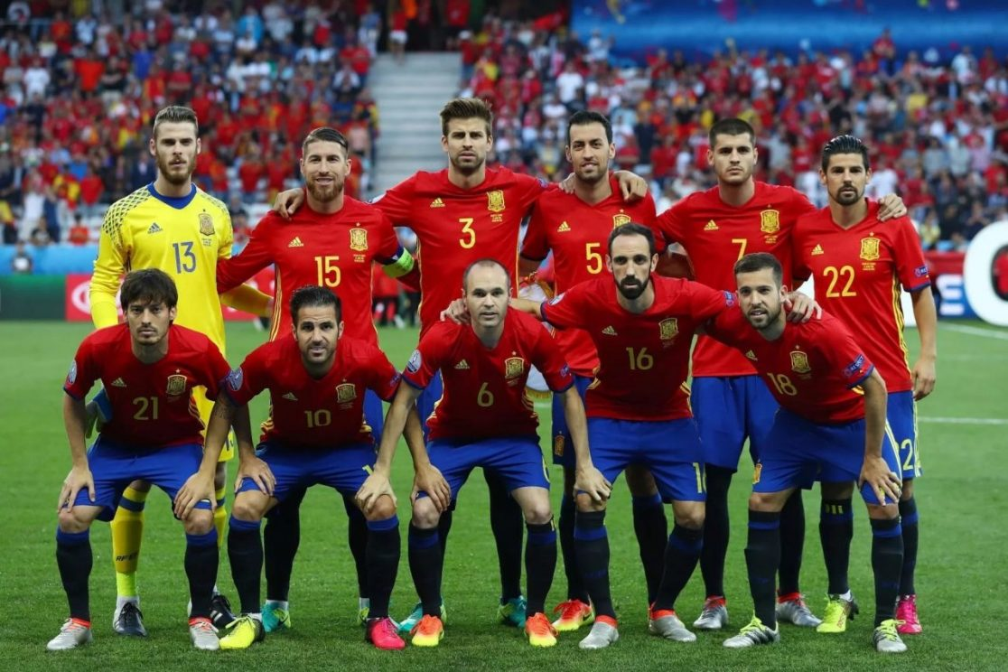 World Cup Portugal - Spain