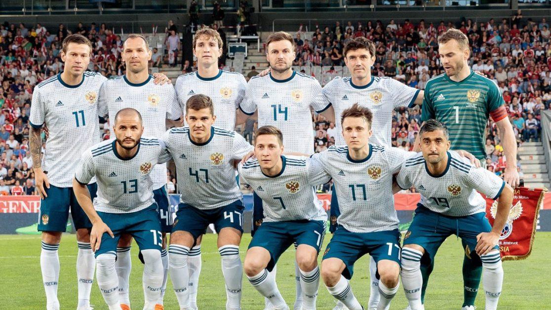 World Cup Russia - Arabia