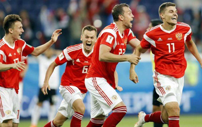 World Cup Prediction Russia - Uruguay