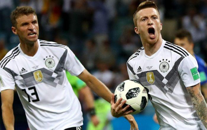 World Cup Prediction South Korea - Germany
