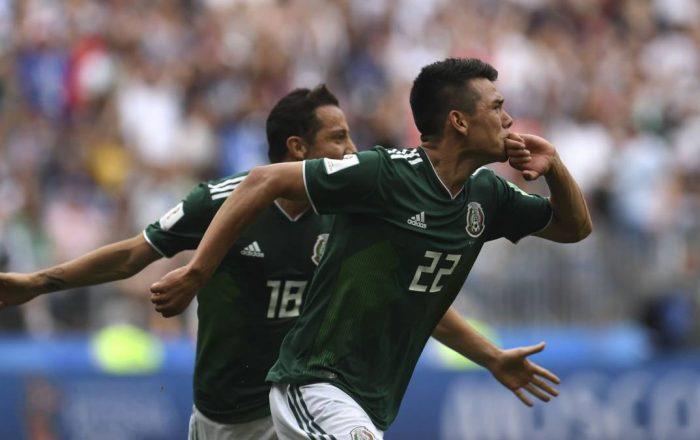 World Cup 2018 South Korea - Mexico