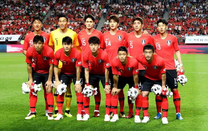 World Cup Sweden - South Korea