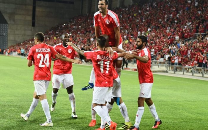 Flora vs Hapoel Beer Sheva Champions League