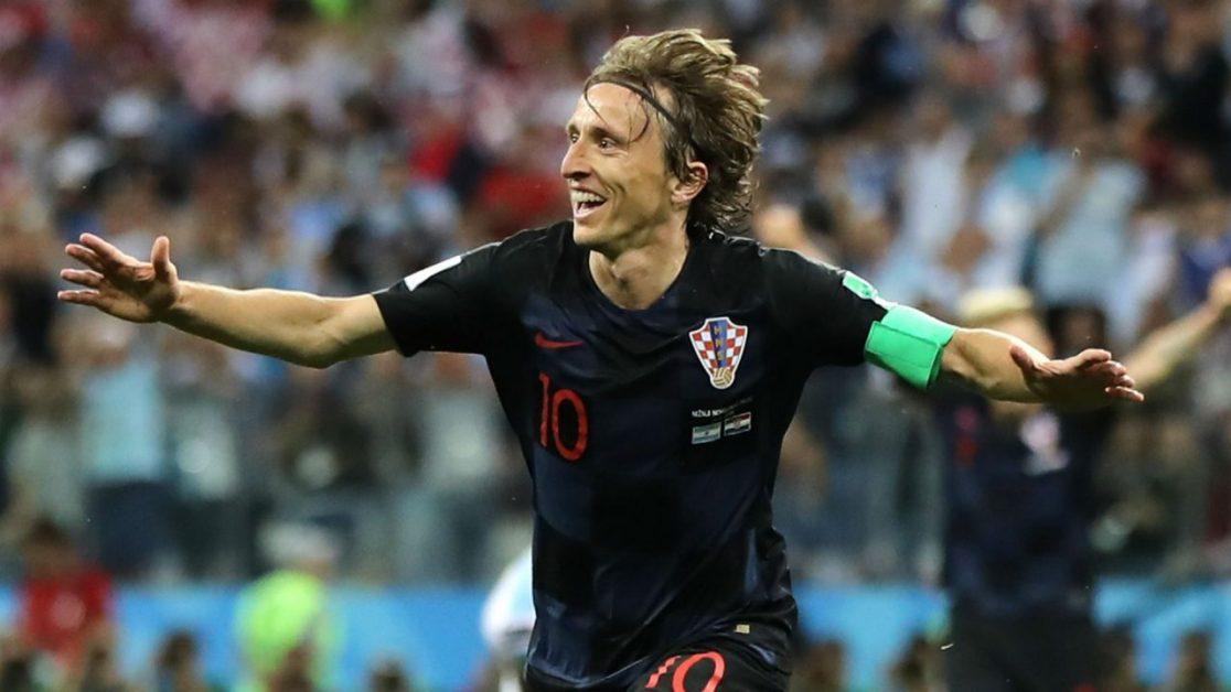 France vs Croatia World Cup Final