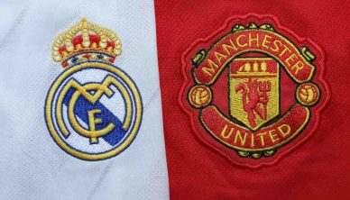 Football Tips Manchester United vs Real Madrid