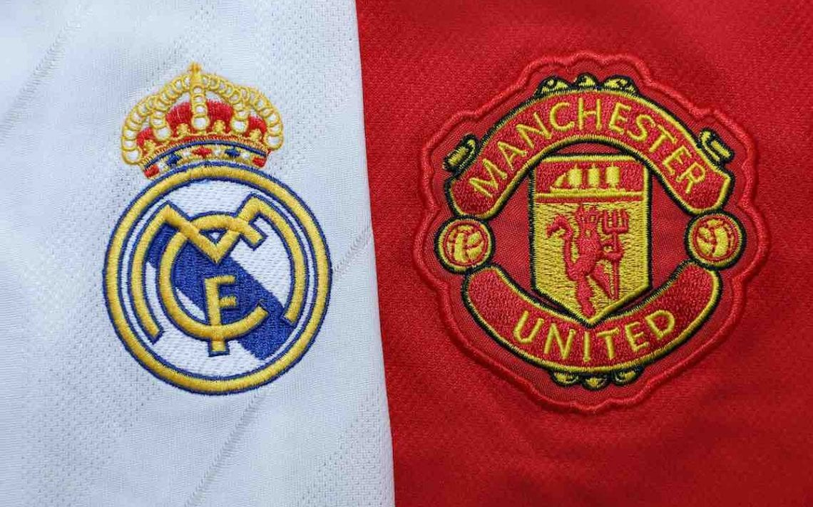 Football Tips Manchester United vs Real Madrid 1/08/2018