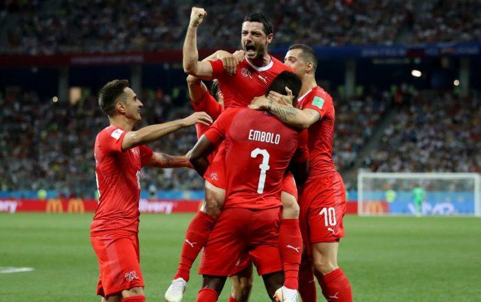 World Cup Prediction Sweden - Switzerland