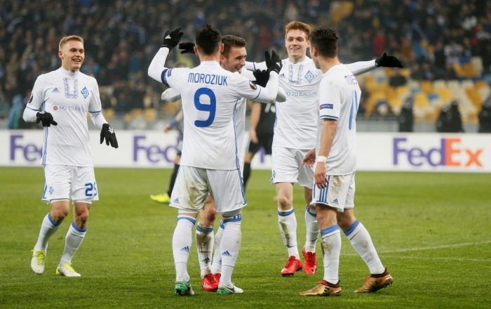 Betting Prediction Dynamo Kiev vs Slavia Prague
