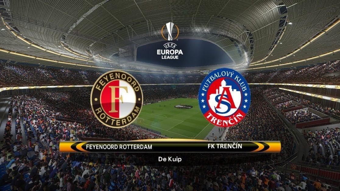 Europa League Feyenoord vs Trencin