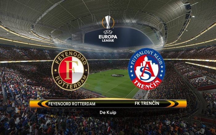 Europa League Feyenoord vs Trencin