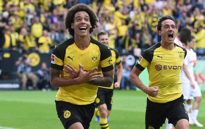 Bundesliga Hannover vs Borussia Dortmund