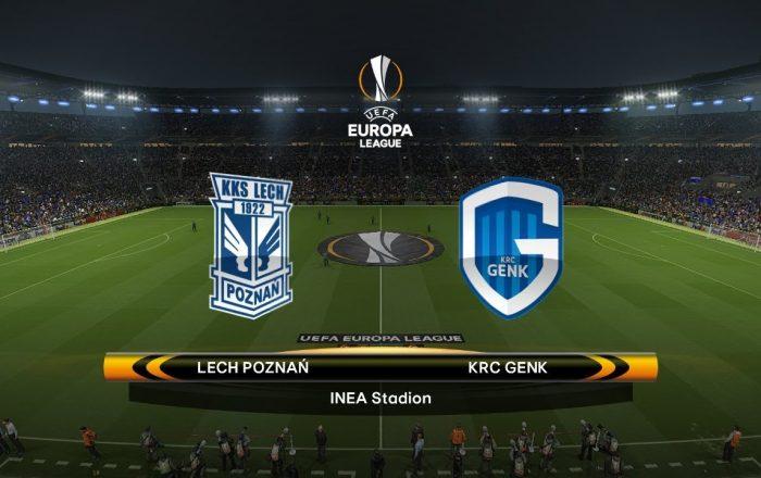 Europa League Lech Poznan vs Genk
