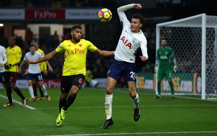 Premier League Watford vs Tottenham