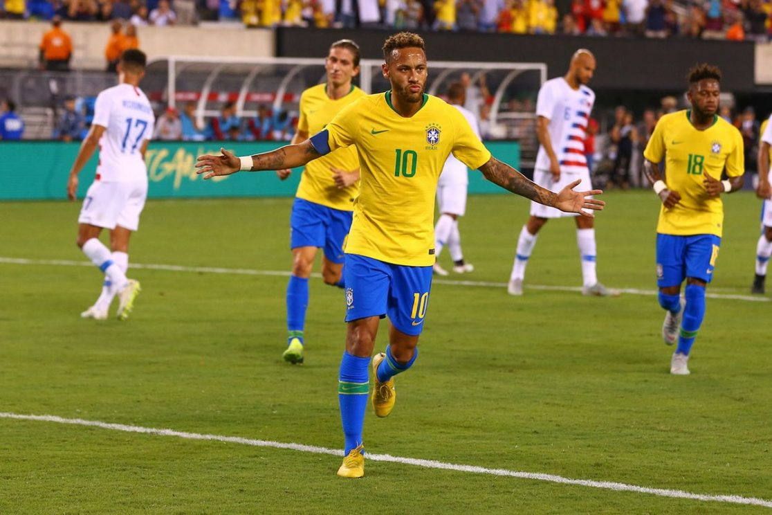 Betting Prediction Brazil vs El Salvador