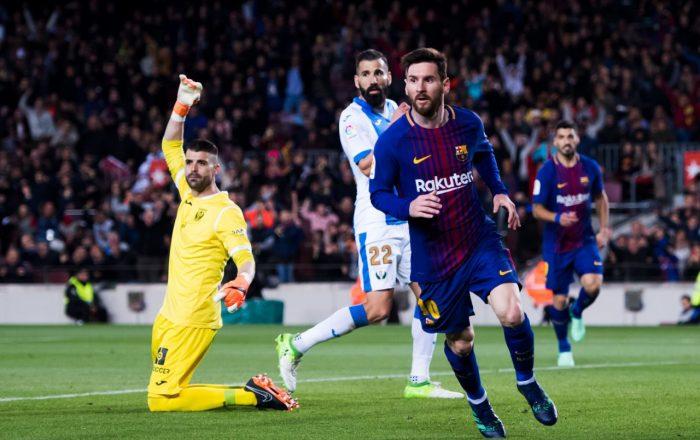 Football Prediction Leganes vs Barcelona