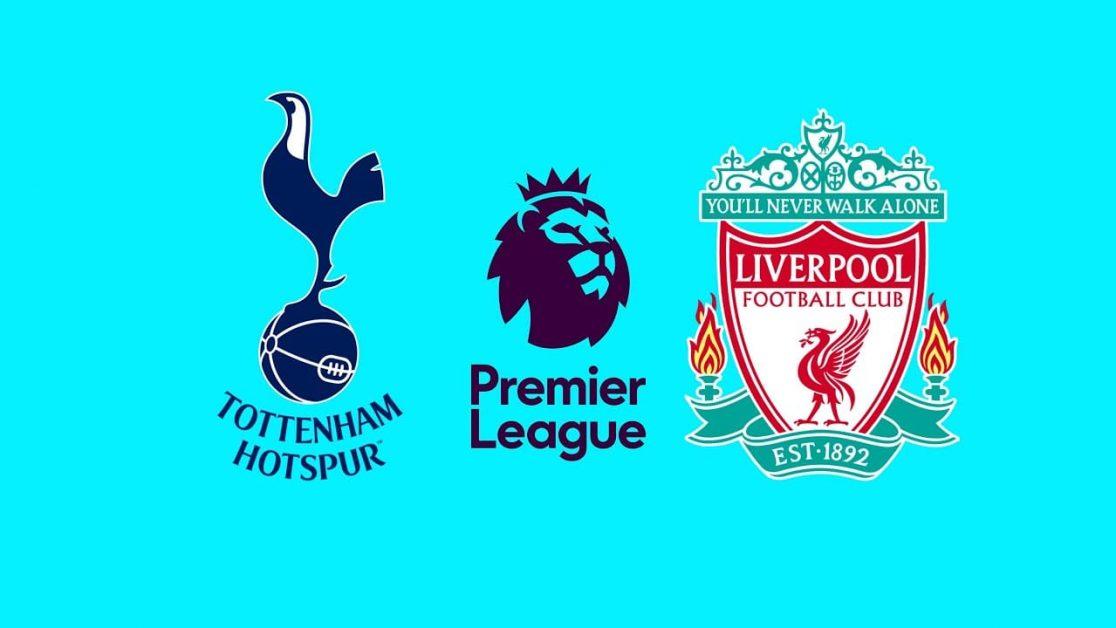 Premier League Tottenham vs Liverpool