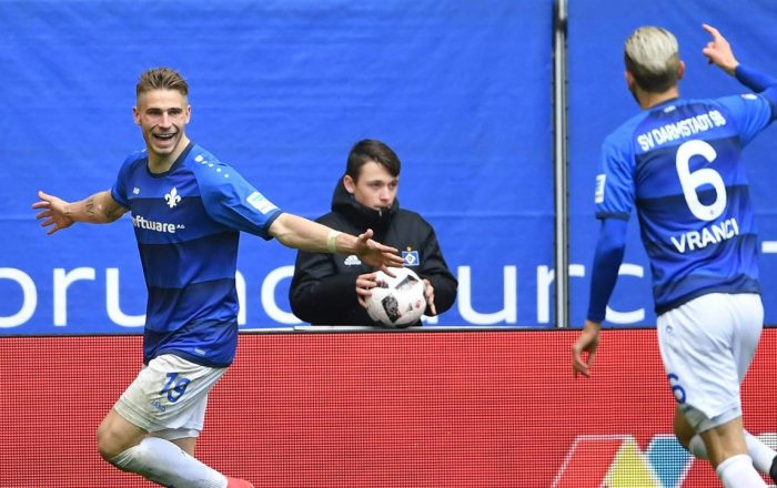 Football Prediction Darmstadt vs Hamburger