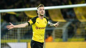 Champions League Dortmund v Monaco