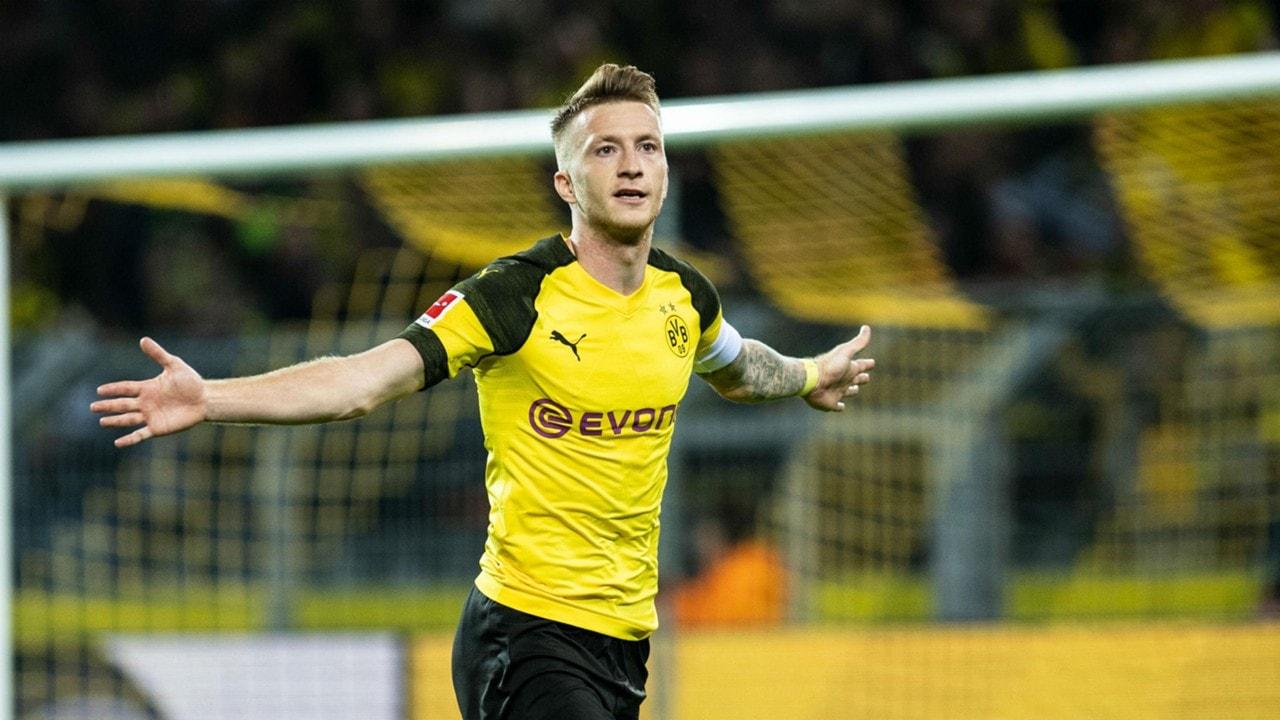 Champions League Dortmund v Monaco 3/10/2018