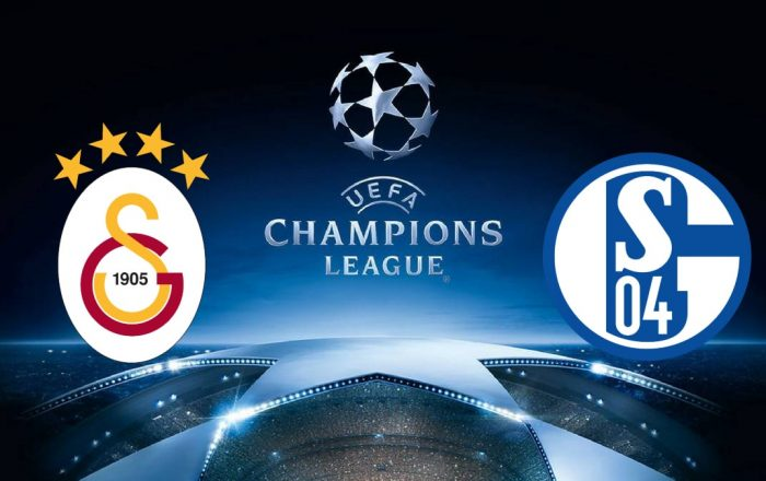 Champions League Galatasaray vs Schalke