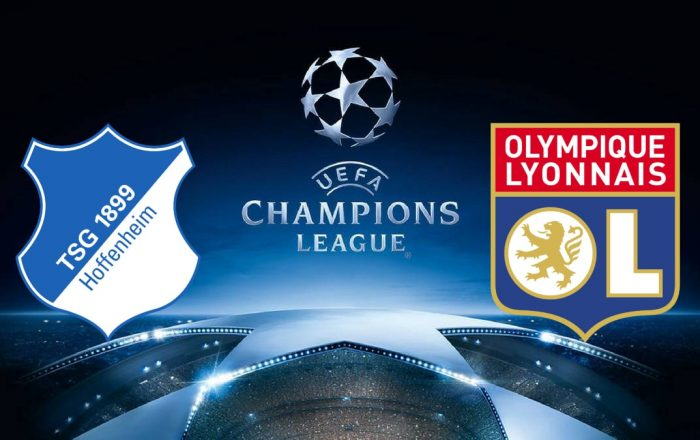 Hoffenheim vs Lyon Champions League