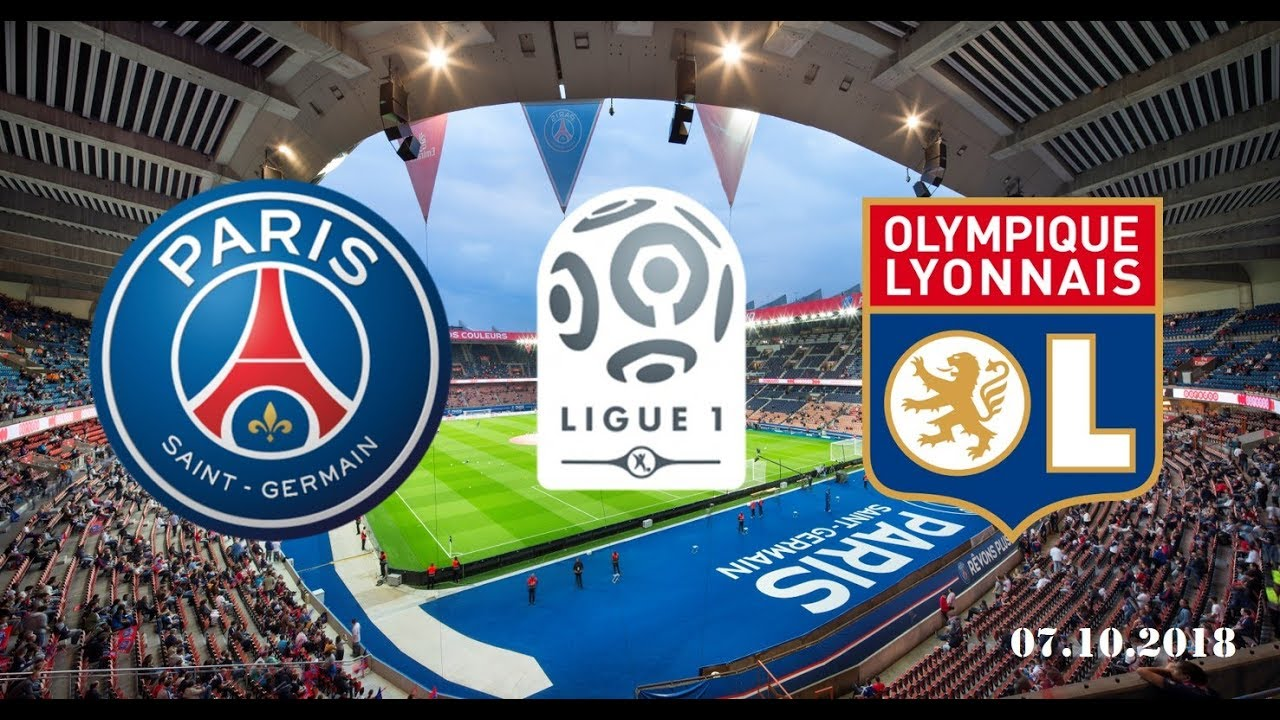 Football Prediction PSG vs Lyon 7/10/2018