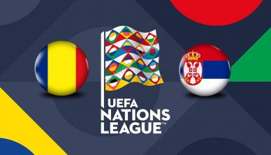 UEFA Nations League Romania vs Serbia